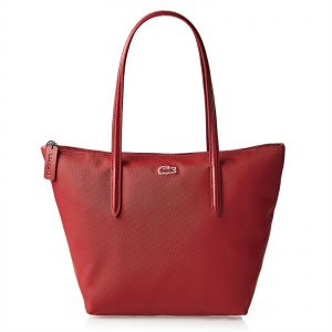 bdbf755d9805 Lacoste Tote Bag for Women - Red