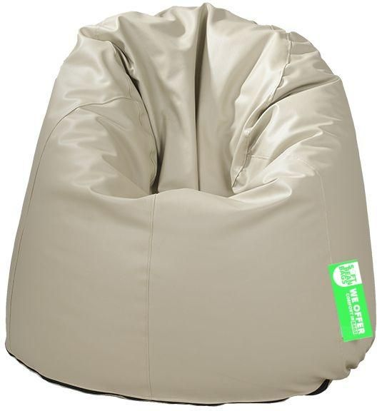 Soft Bean Bag Chair And Buff Leather From Soft Beanbags Souq Uae