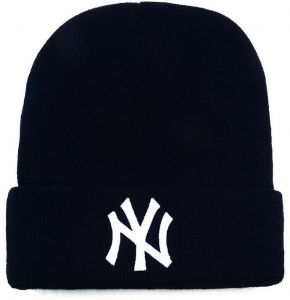 04146d581b8 New York NY Beanie   Bobble Hat For Unisex