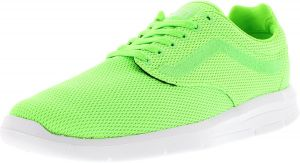 b0c2257b55 Vans Iso 1.5 Mesh Green Gecko Ankle-High Running Shoe - 7M   5.5M