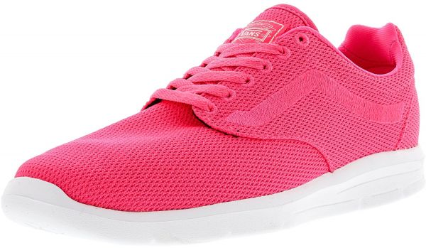 3ae7a0db006c96 Vans Iso 1.5 Mesh Knockout Pink Ankle-High Running Shoe - 7M   5.5M ...