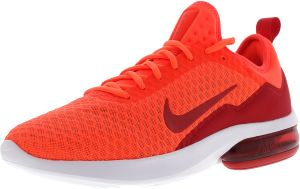 4a4ae4133dbb Nike Men s Air Max Kantara Total Crimson   University Red Ankle-High  Running Shoe - 10.5M