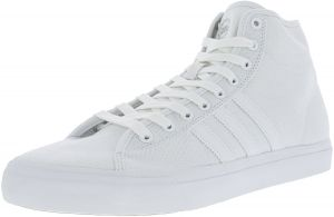 more photos 8ce31 a5e20 Adidas Men s Matchcourt High Rx Footwear White Ankle-High Fabric Fashion  Sneaker - 12M