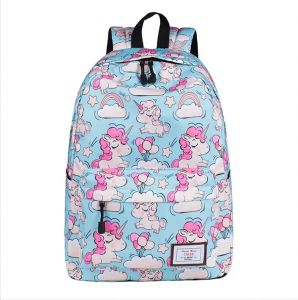 c2cd6690a0 Unicorn travel backpack leisure backpack laptop bag