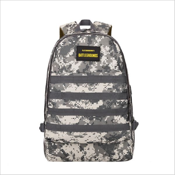 Backpacks Outdoor backpack Jedi Survival Three-level backpack Camouflage Men  And Women High School Students Travel backpack 43c2d2a981