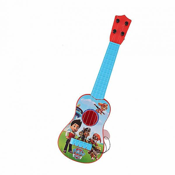 1cb94091eb 4 Strings musical toy Classic Guitar Musical Instrument for Kids Children  Baby Learning Educational Toy Paw Patrol | Souq - UAE