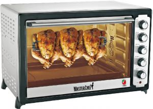 Masterchef Convection Oven With Rotisserie 100l