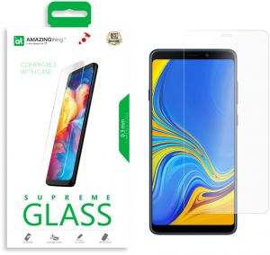 Amazing Thing Samsung Galaxy A9 2018 Tempered Glass Screen Protector - Supreme Glass