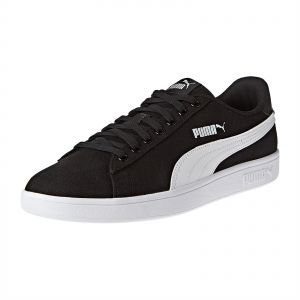 Puma Sports Sneakers for Men - Black White 34871aa22