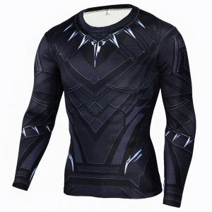 f0464ee98cbb Fitness MMA Compression Shirt Men Anime Bodybuilding Long Sleeve Crossfit  3D T Shirt Tops Tees