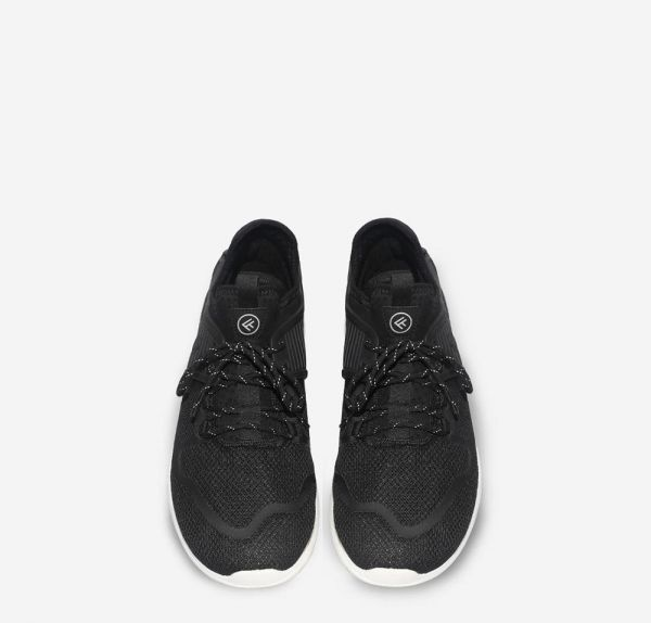 Xiaomi FREETIE Men Light EVA Sole Lace-up Breathable Comfortable Sneakers Running Sports Shoes - 41 Black | Souq - UAE