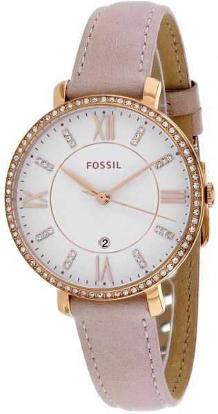 61c113ae430 Fossil Casual Watch For Women Analog Leather - ES4303