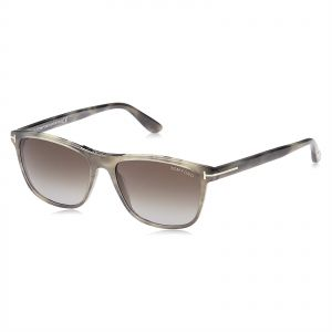 2005cfa4beb Tom Ford Square Unisex Sunglasses - Grey Lens