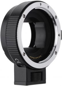 72ea9fe21 andoer auto Focus aF EF-NEXII adapter Ring for Canon EF EF-S Lens to use  for Sony NEX E Mount 3 3N 5N 5R 7 a7 a7R a7S a5000 a5100 a6000 Full Frame