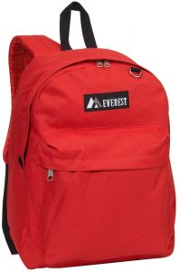 f4d18df8e2d9 Sale on plush backpack classic red all over