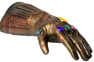 Marvel avengers Infinity War THaNOS Infinity Gauntlet Cosplay Toys Gifts