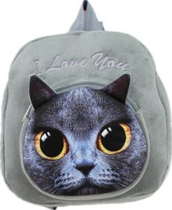 9ddff92ee79c Kitty bag kindergarten Backpack Children Cartoon Backpacks Boys Girls  SchoolBag For Kindergarten Daily Backpack Kids BookBag