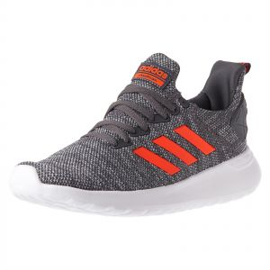adidas DB1600 Sports Sneakers for Men - Grey Five F17 Solar Red White 4a57c728f