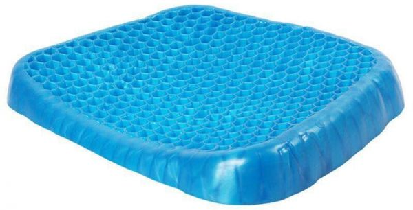 Egg Sitter Support Cushion Gel Pad Interior Soft and Breathable Home Cushion Eggsitter Seat Cushion