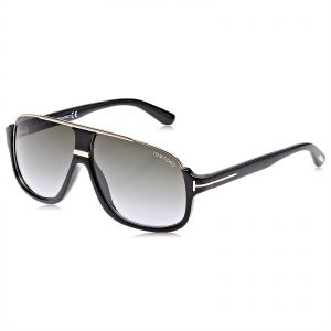 e0af0cf10f70 Tom Ford Eliott Square Sunglasses for Men - Grey Lens