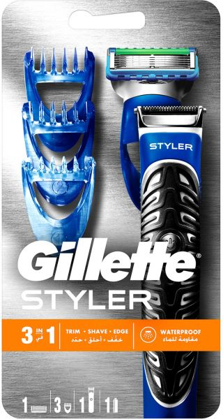 Gillette Fusion ProGlide Styler 3-in-1 Powered by Braun  3bf37457d8e54