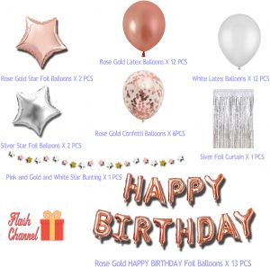 12th Birthday Decorations Party Supplies Sweet 12 Balloons