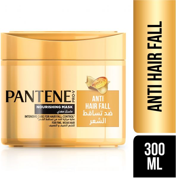 72f9170da Pantene Pro-V Anti-Hair Fall Nourishing Mask 300 ml | Souq - Egypt