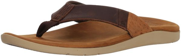 9b3cb8ef5fba Reef Men s Cushion J-Bay Sandal