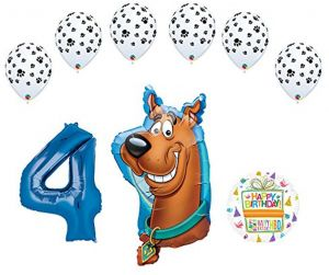 Spongebob Squarepants 3rd Birthday Party Supplies and Balloon Bouquet