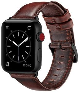 9eaf55f8e6 LNKOO Replacement Bands Compatible for iWatch Apple Watch Series 4