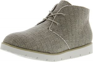 af51c4ba26b Bearpaw Women s Cher Bark Ankle-High Canvas Fashion Sneaker - 8M