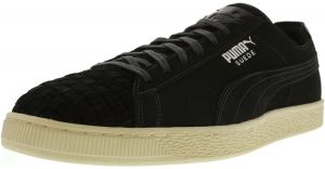 Puma Men s Ferrari Suede Ls Moonless Night   Whisper White Ankle-High  Fashion Sneaker - 9M cf2ee1e14