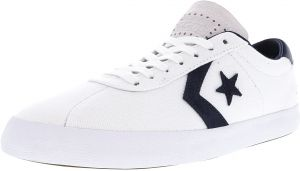 Converse Breakpoint Pro Ox White   Obsidian ankle-High Canvas Fashion  Sneaker - 8.5M 7M d8a6d086f