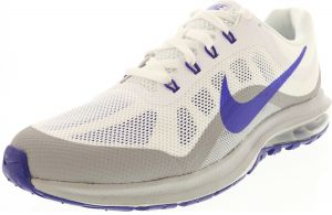 new concept aeb03 4a27b Nike Men s Air Max Dynasty 2 White   Paramount Blue - Wolf Grey Ankle-High Running  Shoe 9.5M
