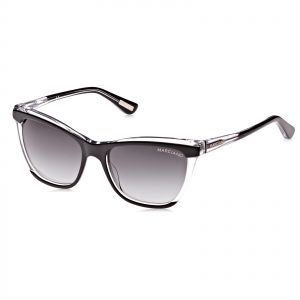09f4254f518 Guess by Marciano Wayfarer Sunglasses for Women - Grey Lens