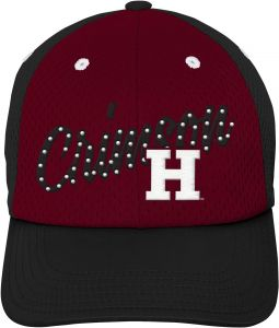 NCAA Harvard Crimson Youth Girls Mesh Slouch Hat 3b853801bf2b