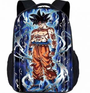 Helpful Customized Anime Dragon Ball Super Backpacks For Teenage Boys Cool Saiyan Sun Goku Vegeta Printing Children School Bag Rucksack Lights & Lighting