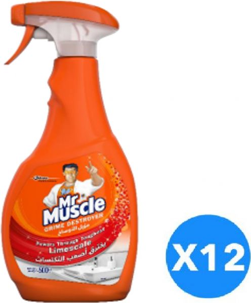 Mr.Muscle Grime Destroyer, 12x500 Ml