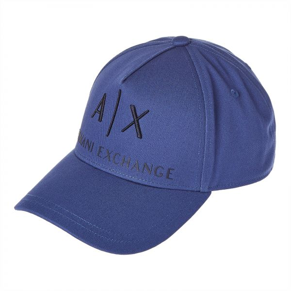 b83808c664fdc Armani Exchange Caps For Men - Navy Peony