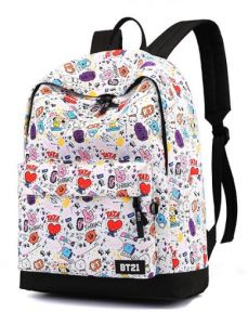 27a4ceb2381 Buy munchkin backpack large school bag | Decalac,Bts,Totto | KSA | Souq