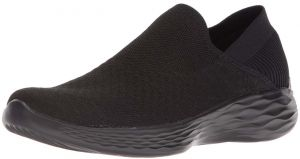 50234ffacd43c Skechers You Walking Shoes for Women - Black