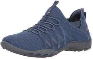 edb75d15d0e Skechers Breathe Easy Viva City Sports Sneakers for Women - Blue