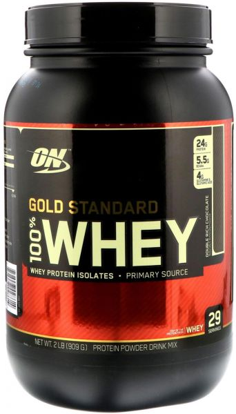 5e36be03a Optimum Nutrition Gold Standard Whey Protein