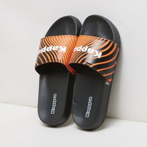 d3da57cdc9a4 SM-Kappa Orange Slides Slipper For Boys