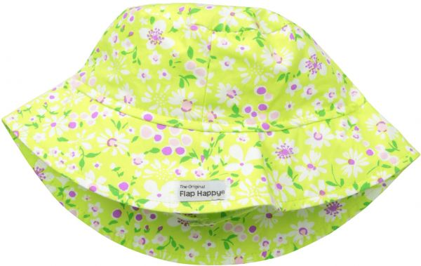 59a4c43d1eb36 Flap Happy Girls  UPF 50+ Bucket Hat
