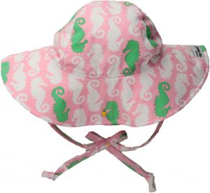Flap Happy Baby Girls UPF 50+ Floppy Hat 08763682367