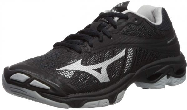 pretty nice bfbd8 536dc Mizuno Women s Wave Lightning Z4 Volleyball Shoe, Black Silver, Women s 7.5  B US   Souq - UAE