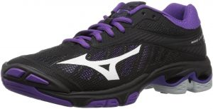 mizuno womens volleyball shoes size 8 x 3 foot with years instrucciones