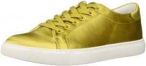 76c1a8671ed9 Kenneth Cole New York Women s Kam Techni-Cole Satin Lace-up Sneaker