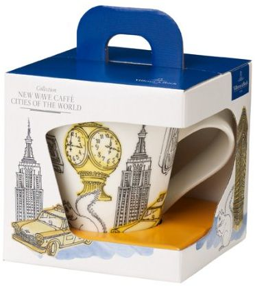 موجة جديدة, New York City Gift Box, 11.75-Oz.